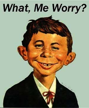 Image result for what, me worry ? photo