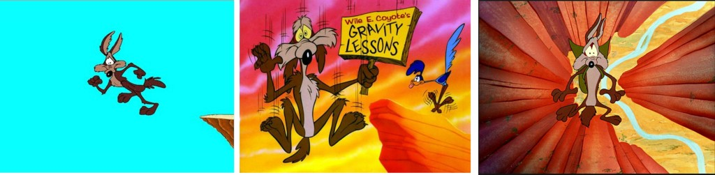 WILE E COYOTE SERIES 17 MAY 2015